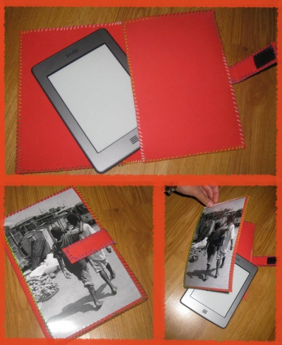 Funda Kindle Isa_blog