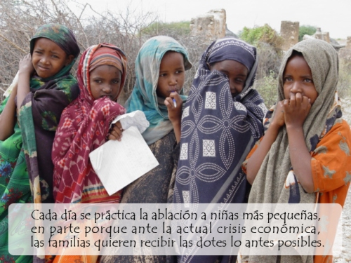 FGM in Somalia - Cry the Beloved Children