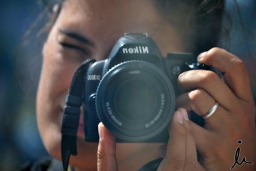 Isa fotógrafa