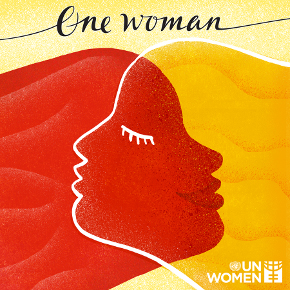 One woman ONU mujeres