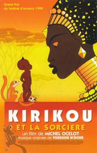 Kirikou y la bruja