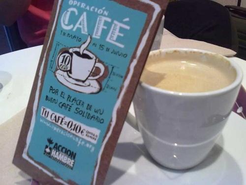 OperaciónCafé en Café Kino