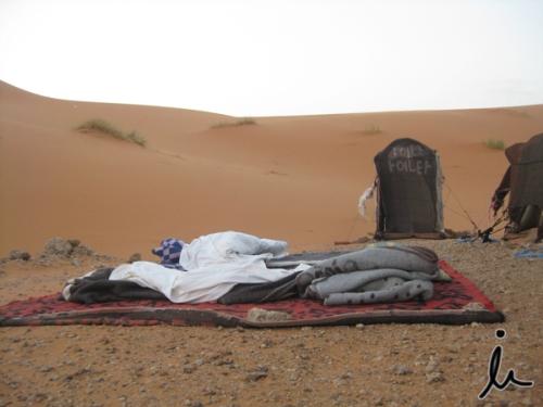 Campamento jaimas Erg Chebbi