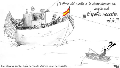 Chiste pirateria somali pesca ilegal