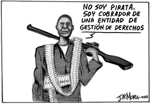 No soy pirata