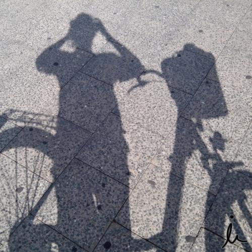 Bici sombra