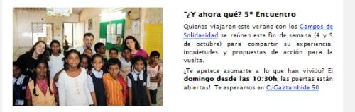 Campos solidaridad SETEM