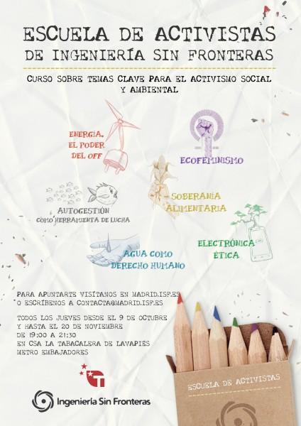 Escuela de Activista de ISF