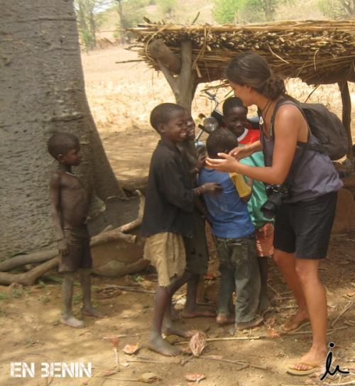En el Norte de Benin