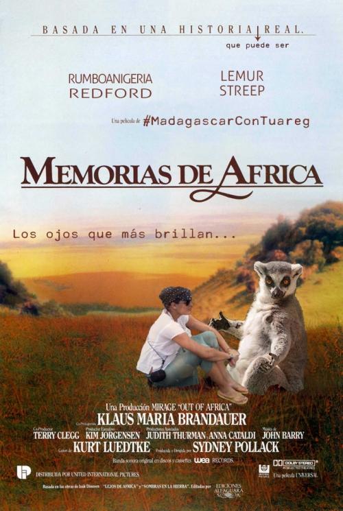 Memorias de Lemurlandia