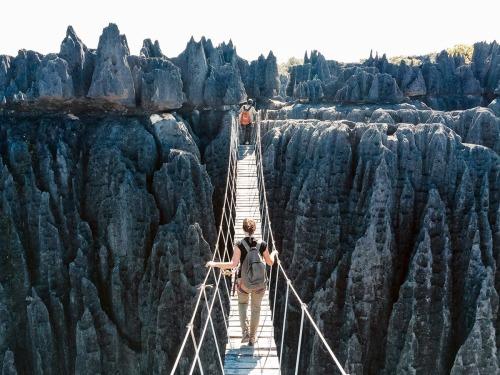 Tsingy de Bemaraha Via coolhunting