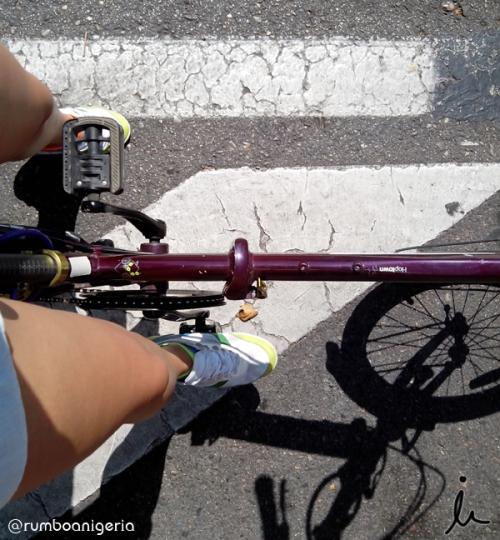 Ir en Bici por Madrid