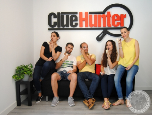 equipo-clue-hunter_rumboanigeria