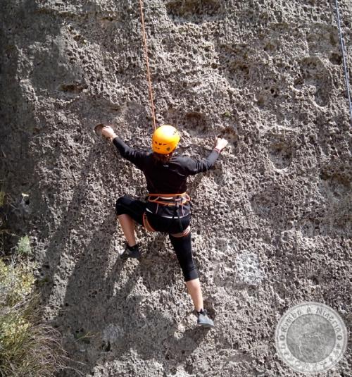 Isa escalada Cuenca_rumboanigeria